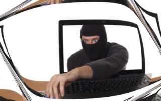 Существует ли статья за интернет-мошеничество?