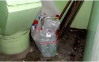 Что делать, если соседи оставляют мусор на лестничной клетке