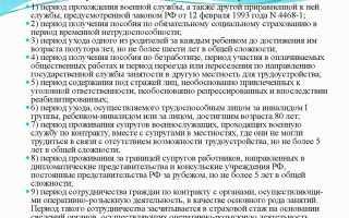 Входит ли учеба в институте в трудовой стаж в России