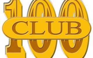 Club 100 — клуб бизнесменов