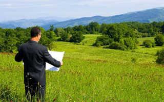 Порядок государственной регистрации права собственности на земельный участок