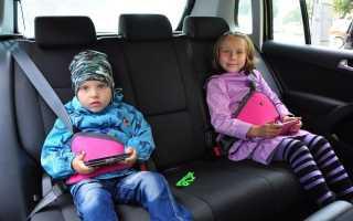 Можно ли использовать детское удерживающее устройство ФЭСТ